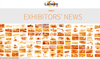 Exhibitors' news ... Launch your Novelties